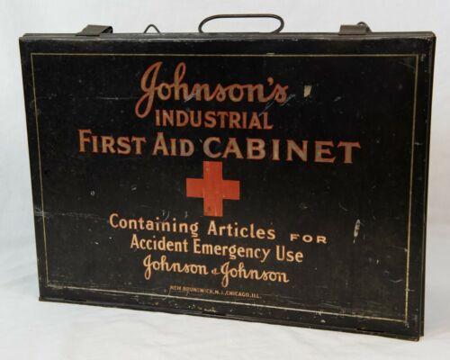Antique 1920s Johnson
