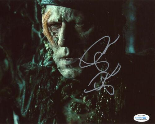 "Stellan Skarsgard ""Pirates of the Caribbean"" AUTOGRAPH Signed 8x10 Photo B ACOA"