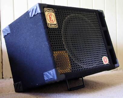 Eden D112XLT bass speaker cab