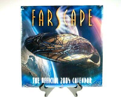 Farscape 2004 Official Calendar MOYA NEW SEALED