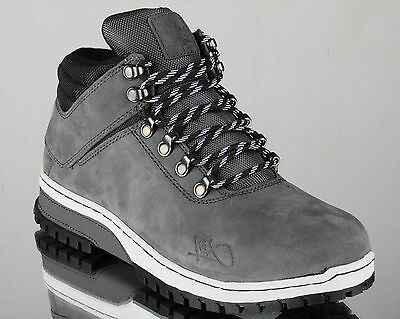 760ce5ef K1X H1KE Territory Superior MK3 leather mens casual winter shoes NEW dark  grey фото