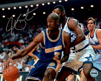 Joe Smith Golden State Worriers Signed Autographed 8x10 Photo FSG Authen 2 - Golden State Worriers