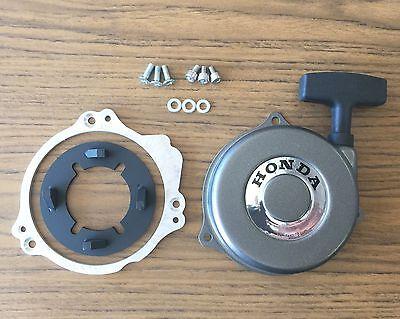Conversion Kit Pull - NEW SPANGLER ATC70 RECOIL STARTER CONVERSION KIT Pull Start Honda