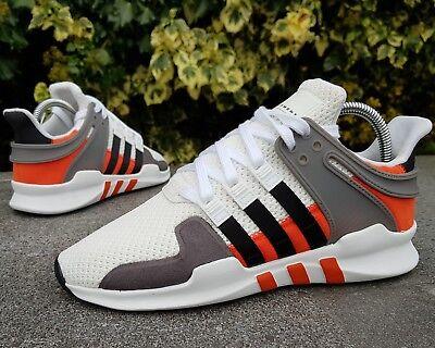 6668ab2e7 BNWB Adidas Originals Equipment ® EQT Support Adv 91/17 White Trainers UK  Size 6