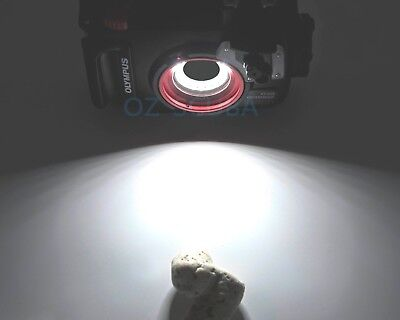 Olympus TG 5, PT-058 Underwater Housing Macro LED Ring Light, New version *