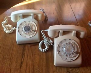 Two Working Rotary Dial Phones - $25 each