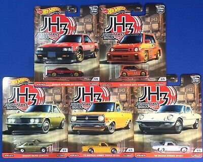 2020 Hot Wheels Japan Historics Set