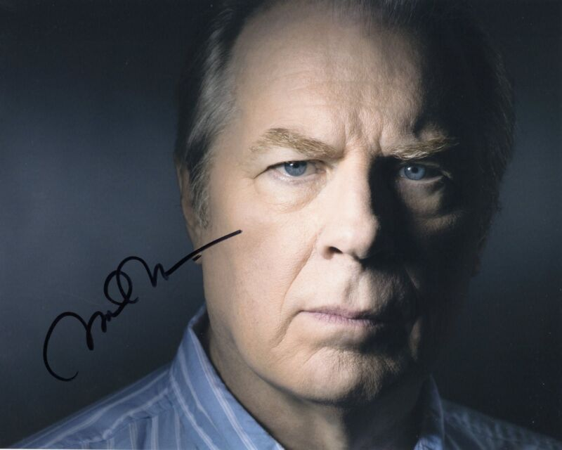 Michael McKean Better Call Saul Chuck McGill Signed 8x10 Photo w/COA #5