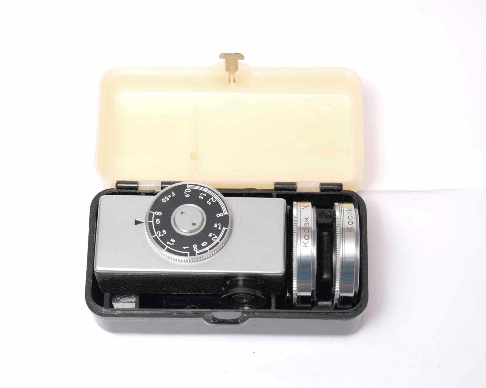 Entfernungsmesser Gebraucht : Люксметр kodak entfernungsmesser rangefinder mit 2 nahlinsen nr