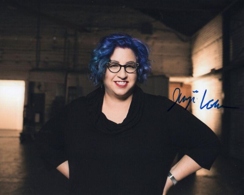 Jenji Kohan Orange is The New Black Writer Signed 8x10 Photo w/COA