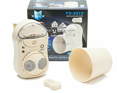 HomePet Outdoor Ultrasonic Remote Control Dog Bark Stopper