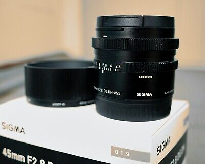 SIGMA C 45mm F2.8 DG DN (for SONY E mount)