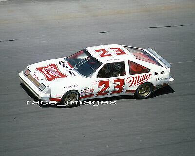 1989 Davey Allison Texaco Ford Thunderbird NASCAR Winston Cup postcard