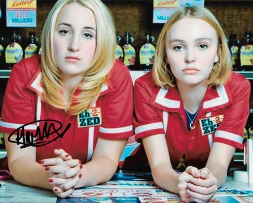 HARLEY QUINN SMITH SIGNED 8x10 PHOTO EXACT PROOF COA AUTOGRAPHED YOGA HOSERS 2
