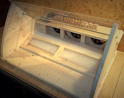 Airbrushkabine Absaugkabine+Ersatzfilter Typ Abs-611 Indoorlackieren