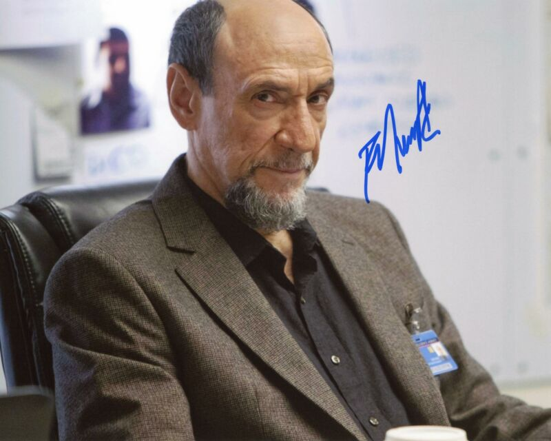 "F. Murray Abraham ""Homeland"" AUTOGRAPH Signed 8x10 Photo B ACOA"