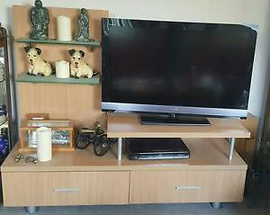 TV Stand & Display Cabinet Hamilton Newcastle Area Preview