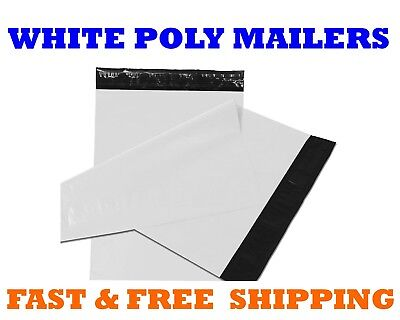 12x15.5 Poly Mailers Plastic Shipping Mailing Bags Envelopes Polymailer 12x15