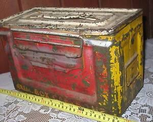 50 CAL AMMO BOX Toronto Lake Macquarie Area Preview