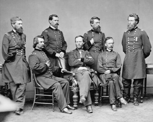 General William Tecumseh Sherman 8X10 Photo Picture Image USA Civil War #11