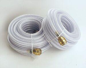 Manguera aire comprimido 15 metros con conexiones para for Manguera para aire comprimido