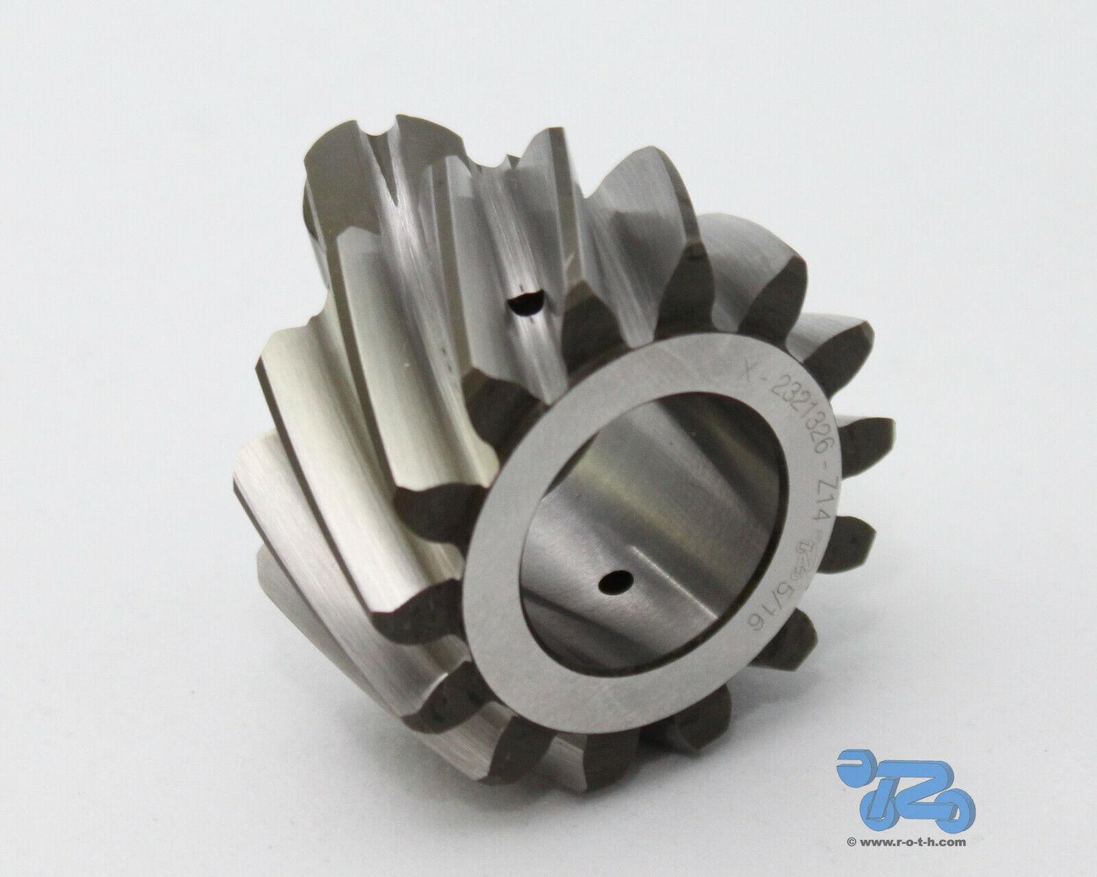 BMW Getriebe Zahnrad Antriebswelle mit X BMW R2V R45 R65 R75 R80 R100 ab 04/82