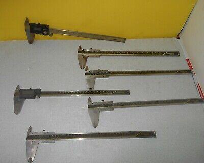 Mitutoyo 500-193 Digimatic Caliper Model Cd-12 Lot Of Parts W 2 Electronics