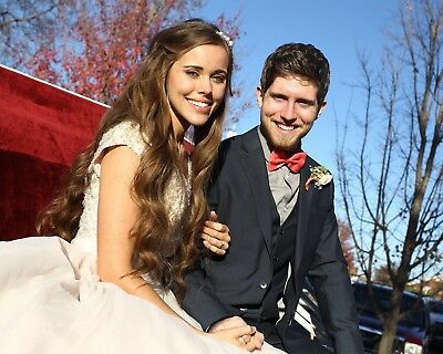 Jessa Duggar Seewald And Ben Seewald 8 X 10   8X10 Glossy Photo Picture