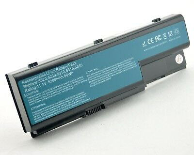 Batterie Pour Acer Aspire 8930G AS07B31 AS07B32 AS07B41 AS07B42 AS07B51 AS07B71