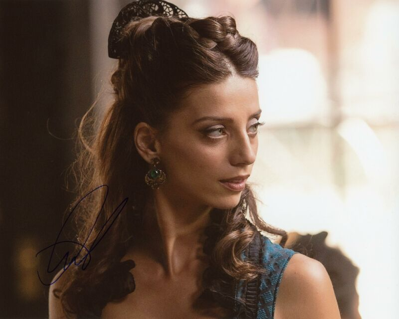 "Angela Sarafyan ""Westworld"" AUTOGRAPH Signed 8x10 Photo B"