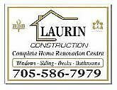 Laurin Construction