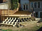 DECKS, RENOVATIONS, INTERIOR TRIM, DRYWALL, WE DO IT ALL