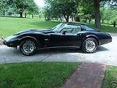 1979 Corvette L82 4 SPEED RARE COUPE