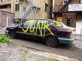 cash for junk cars trucks vans running or not  905 923-1369