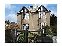Crownhill Large 1 Bedroom Ground Floor Flat with shared garden available immediately