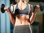 Affordable Rates In Home or Studio Gym-Your Health Matters To Us