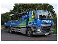 EX-John lewis/ex Gap/ex Keyline building supplies L.G.V. Driver available