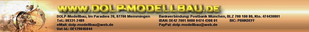 DOLP Zinnminiaturen/Modellbau