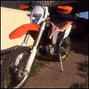 Swap Ktm 450exc for turbo import Whyalla Norrie Whyalla Area Preview