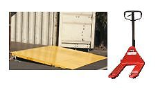 Container Unloading Kit! - Ramp + Pallet Jack O'Connor Fremantle Area Preview