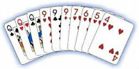 groups for Gin Rummy/ Playing Cards