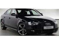 AUDI A4 SE S LINE BLACK EDITION S4 RS4 B8 BREAKING MOST PARTS AVAILABLE 2008-2016
