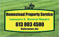 YARD CLEAN UP IN MALLORYTOWN AND SURROUNDING AREA