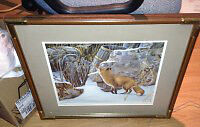 Beautifully framed wildlife prints for sale London Ontario image 2