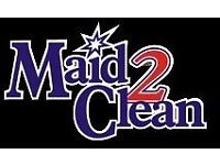 Domestic Cleaner Required WN1 - WN6 AREAS