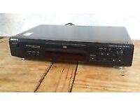 Sony CDP-XE220 CD Player Hi-Fi Stereo Separate - Analogue+Digital Out