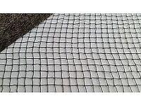 Plastic Mesh FINE 10mm Square 1m x 48 metres
