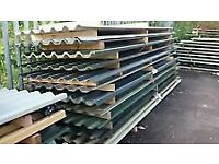 BOX PROFILE ROOFING SHEETS 12FT from £1.00 ft up to £2.00ft