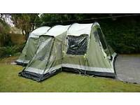 Outwell Montana Tent 6 Orange Tent For Sale