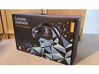 Lenovo Explorer Mixed Reality Headset with Controllers Boxed as New